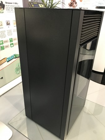 Side panel set Black PS-15-3