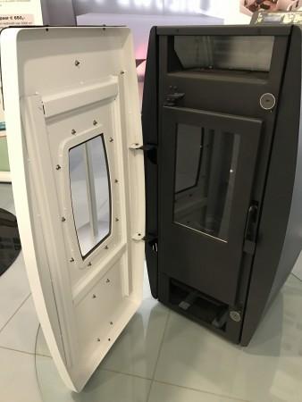 Door and Glass Ps-15-4A EGG DOUBLE DOOR