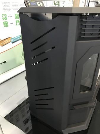 Side panel set Black PS-15-2 rustiek