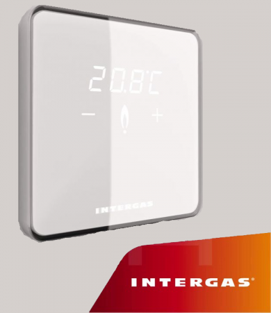 INTERGAS COMFORT TOUCH WIT (incl inleren)
