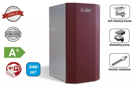 KALOR-COMPACT24 SELF CLEANING (A+)