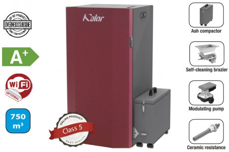 KALOR-COMPACT34 SELF CLEAN+ASBAK (A+)