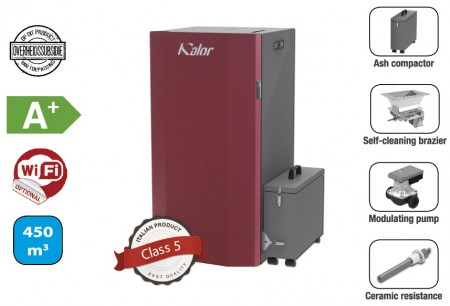 KALOR-COMPACT16 SELF CLEAN+ASBAK (A+) KA13137