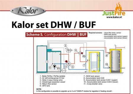 KALOR-SET-DHW/BUFFER