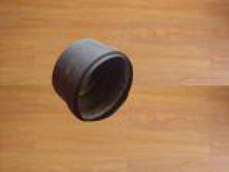80mm ZWARTE PIJP DOP (tbv. t-stuk)