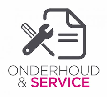 ONDERHOUDSCONTRACT (reg. na verk,Onderhoud over 1 jaar) nw