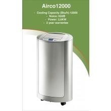 AIRCO12000 Mobiele Airco