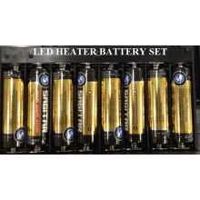 Led Heater Battery