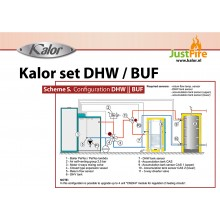 KALOR-SET-DHW/BUFFER