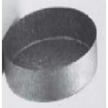 Eind-dop 125mm buis