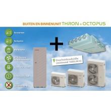 16KW (T) OCTOPUS + THRON
