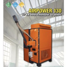 AIRPOWER 130  (117KW Heteluchtheater op Pellets) KA11734