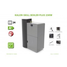 SKILL BOILER 25kw PLUS INCL DHW  (A+)