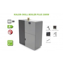 SKILL BOILER 30kw PLUS INCL DHW  (A+)