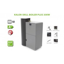 SKILL BOILER 35kw PLUS INCL DHW  (A+)