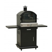 BBQ GAS PIZZA (Pizza oven)