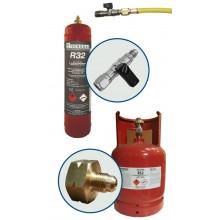 R32 GAS BIJVULLEN SYSTEEM (p.liter)