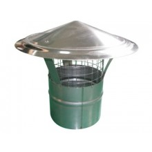 Stainless Steel Pipe Raincap