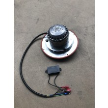 CombustionFan / Rookgas ventilator CV HAARD