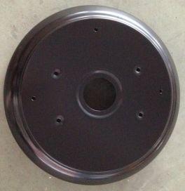 Patioheater parts base black