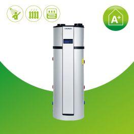 Warmtepompboiler 2,5kW - 200 Liter (Hewalex PCWU200eK - KA15059)