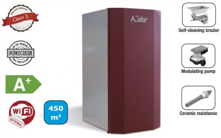 KALOR-COMPACT16 SELF CLEANING (A+)