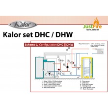 KALOR-SET-DHC/DHW