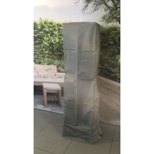 HOES / COVER PIRAMIDE HEATER 1.9m zwart